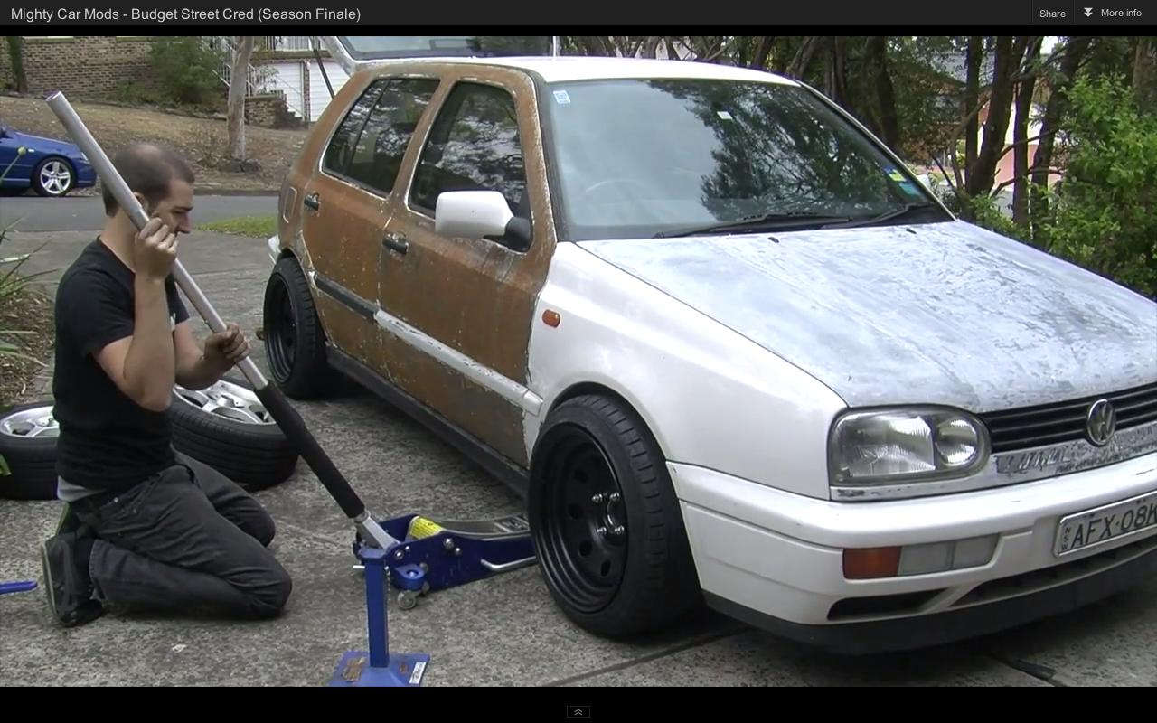 Mighty Car Mods Golf For Sale