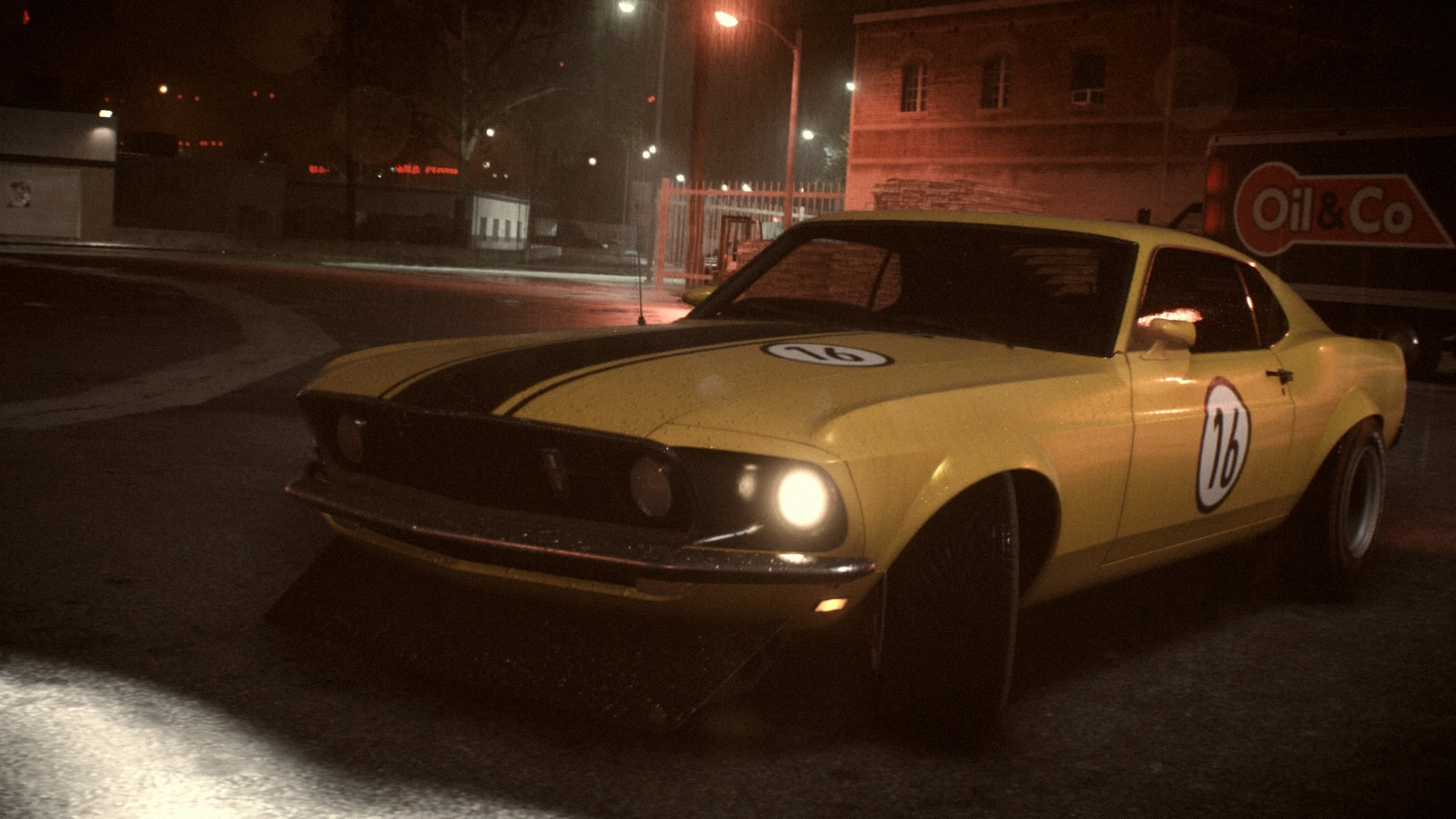 Ford Mustang Boss 302 Need For Speed Need for Speed 2015 Ford
