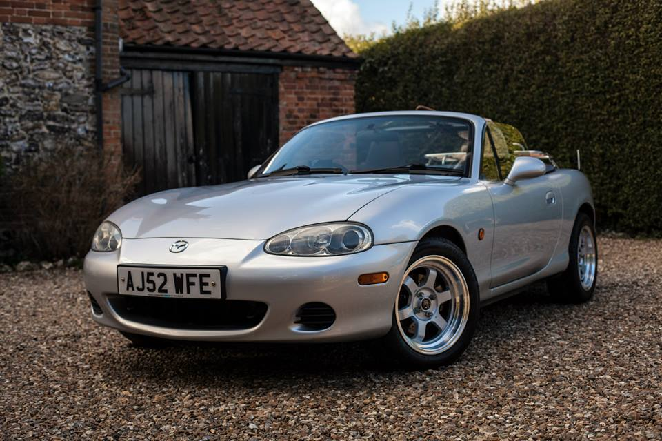 2002 mazda mx5 nb 1 8 sport. Black Bedroom Furniture Sets. Home Design Ideas