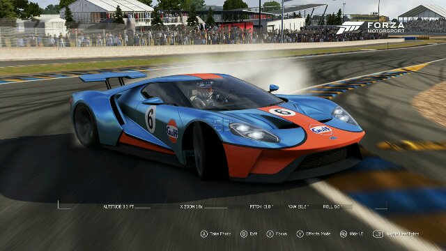 Ford Ford Gt  With A Modern Gulf Design Forza  Gaming