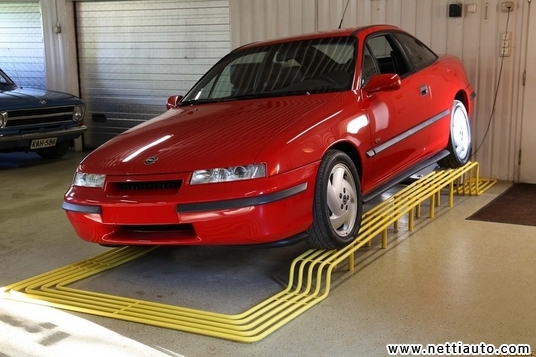 1992 opel calibra turbo 4x4 204 bhp 6 8 0 100 km h topspeed 245 km h 6 speed manual. Black Bedroom Furniture Sets. Home Design Ideas