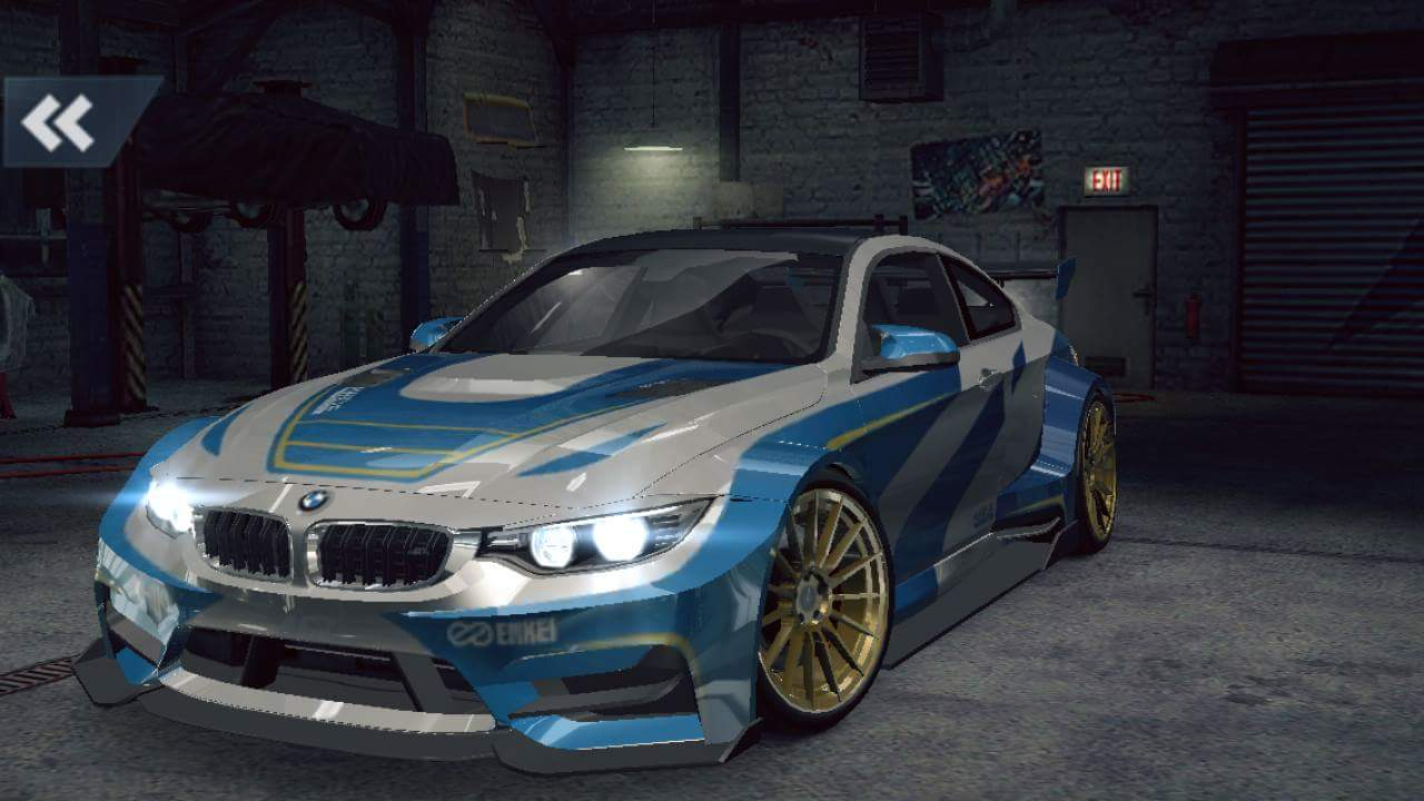 Used Cars Nl >> My BMW M4 F82 in NFS No Limits. Wish this bodykit actually existed in real life...