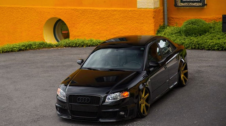 2007 Audi S4 B7