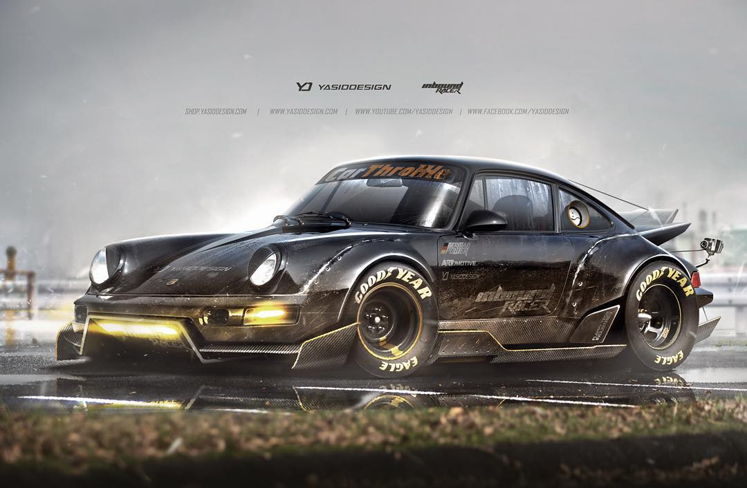 Fancy A Porsche 964 See More On Fb Com Yasiddesign