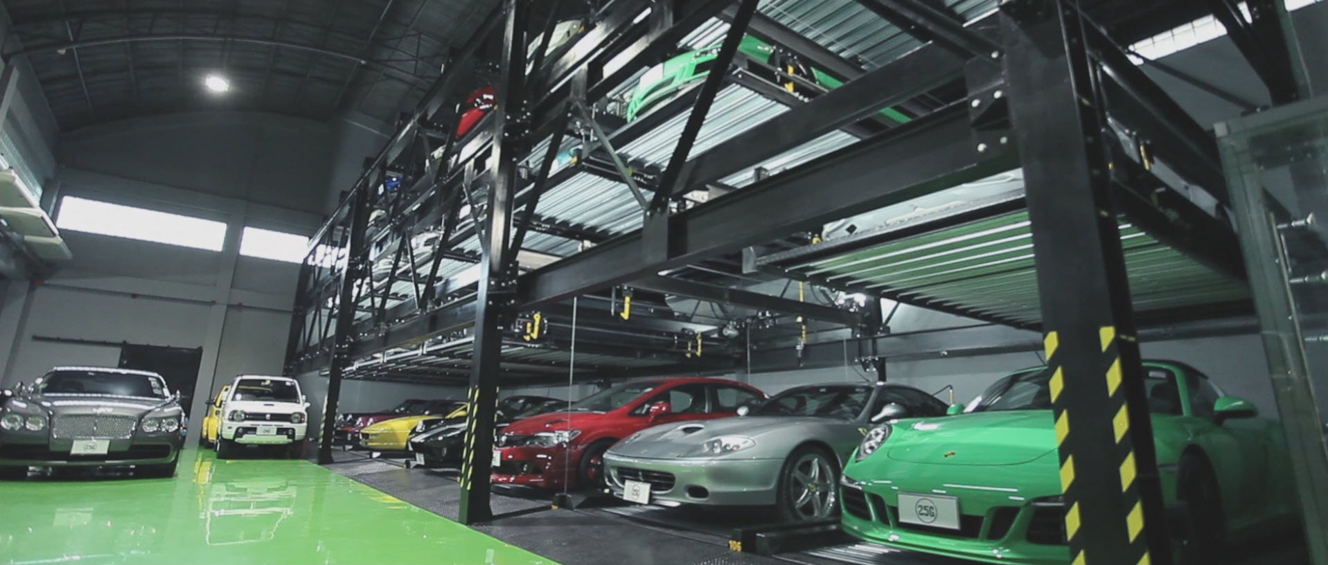 Probably The Most Awesome Car Place In The World!