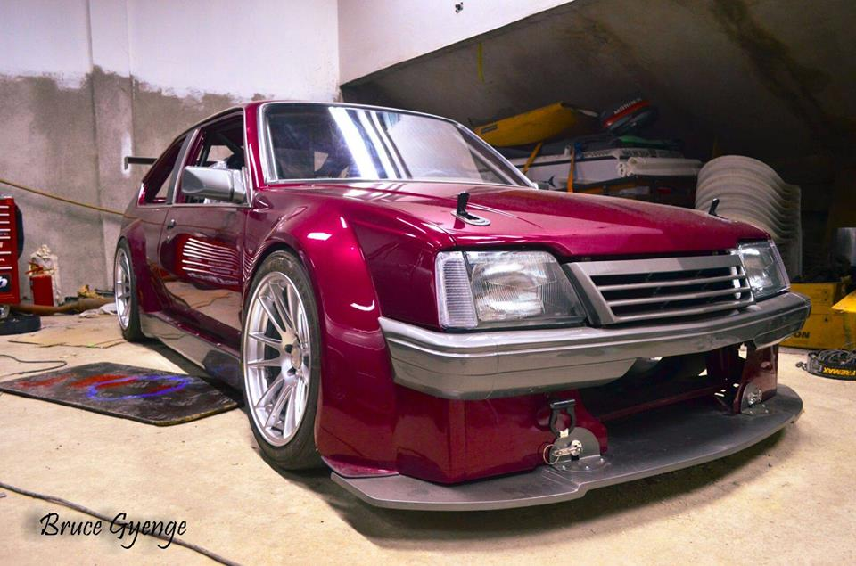 How About A 800hp C20xe Turbo Chevrolet Monza It S The
