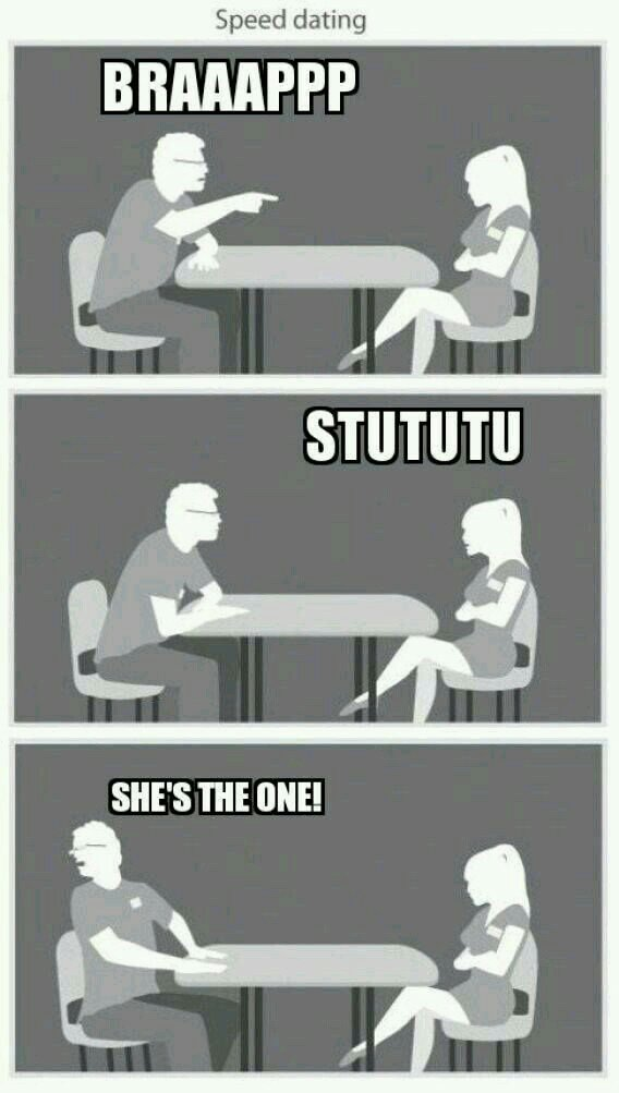 speed dating funny images