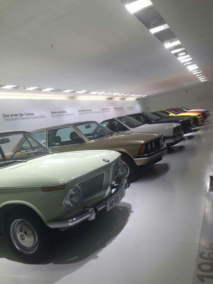 Bmw Welt In Munich Germany Off To The Porsche And Mercedes