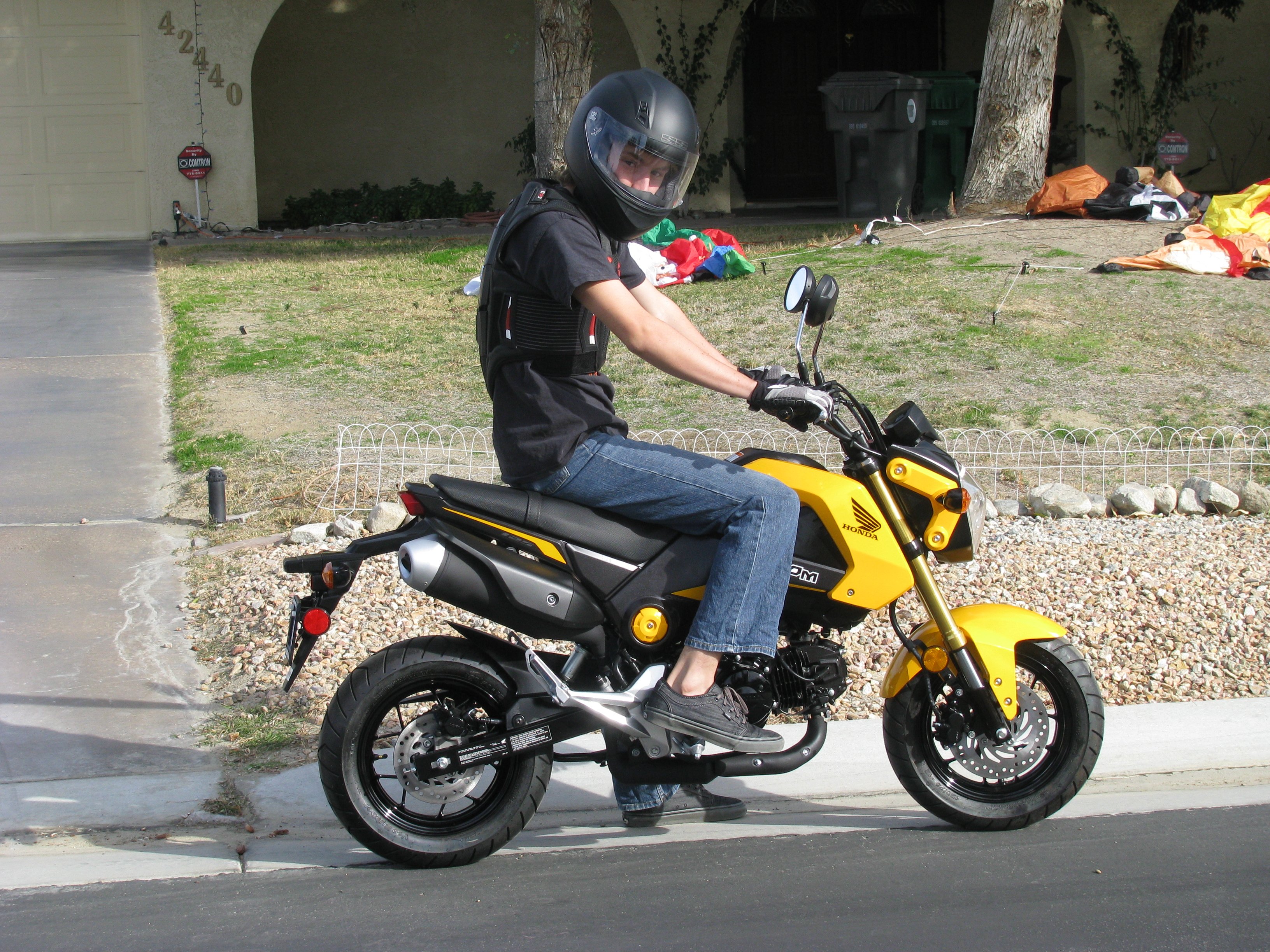 Kelley Blue Book Motorcycle Trade In Value >> 2019 Honda Grom | Autos Post