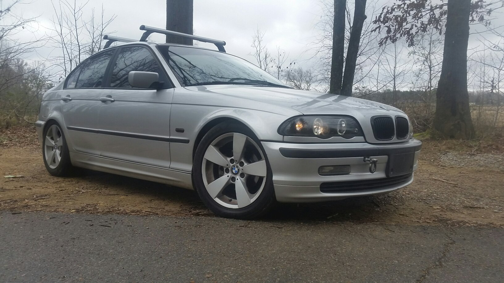 What Do You Guys Thing Of These E60 Wheels On My E46