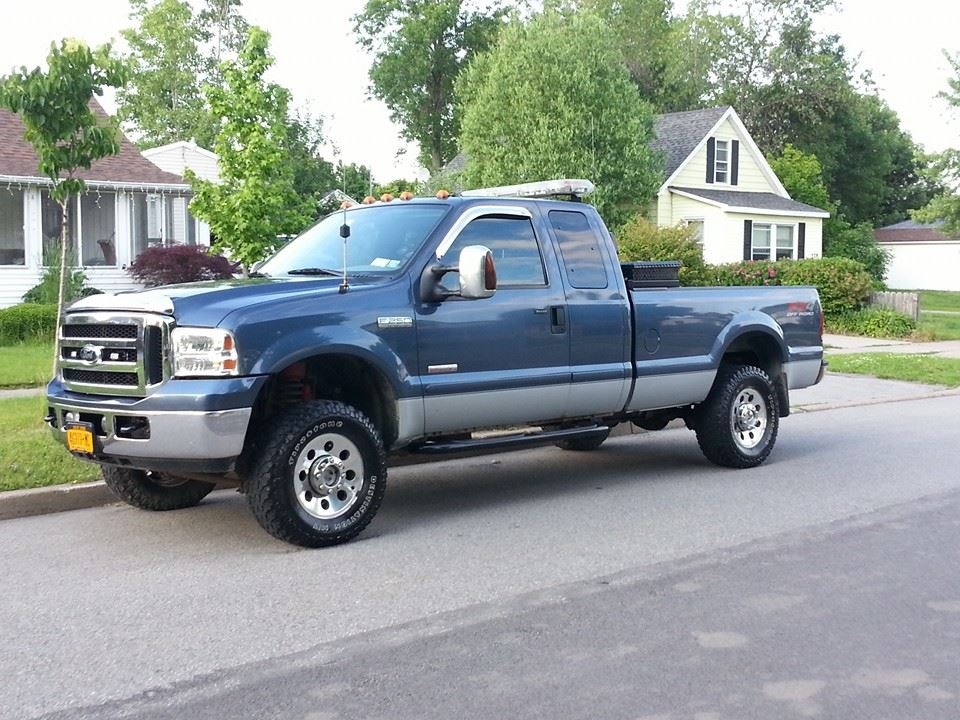 2007 ford f