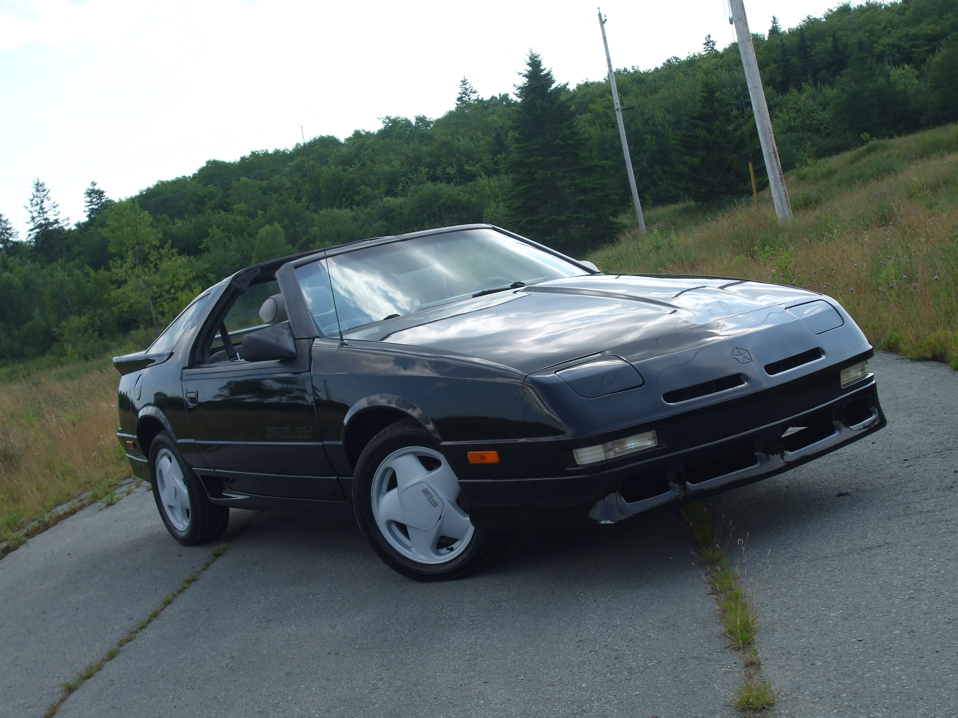 1989 Dodge Daytona Shelby