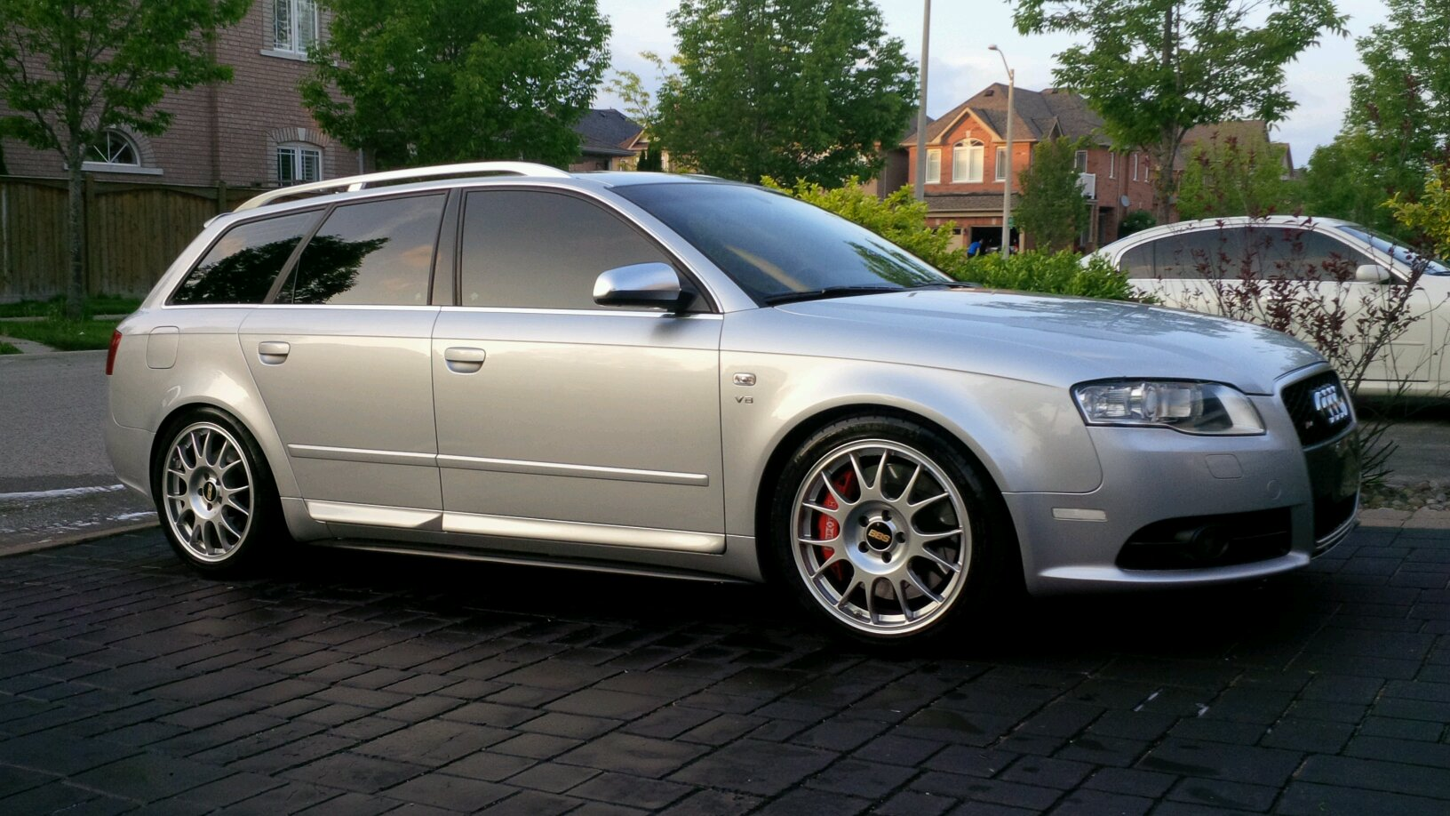 2007 audi s4 avant. Black Bedroom Furniture Sets. Home Design Ideas