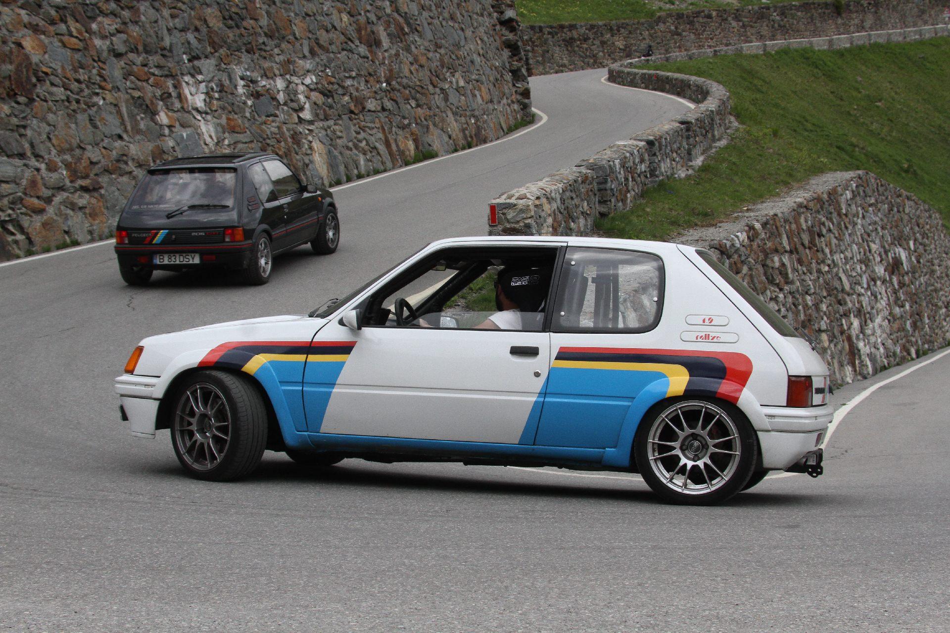 1990 Peugeot 205 Rallye