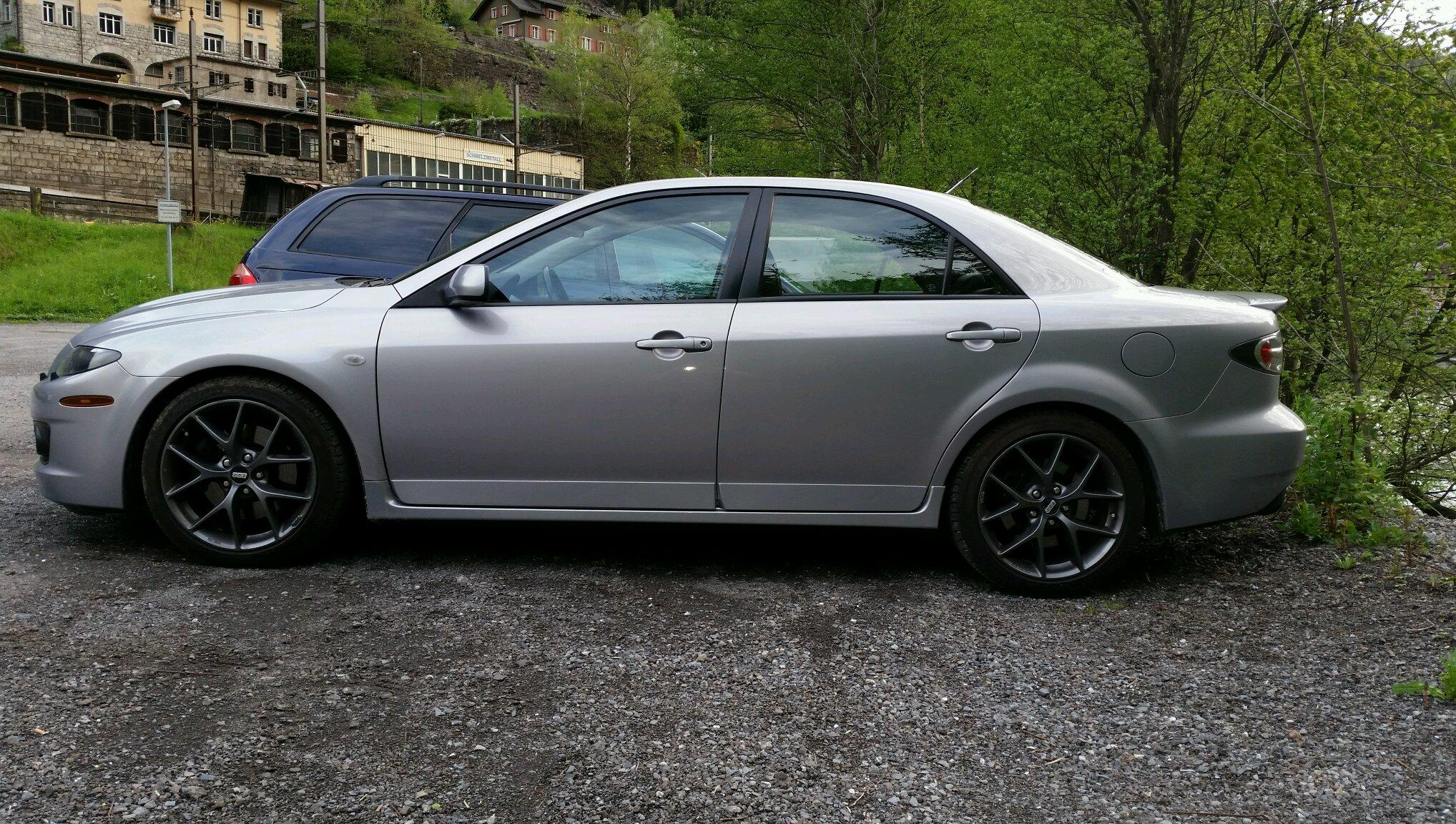 2007 Mazda 6 mps