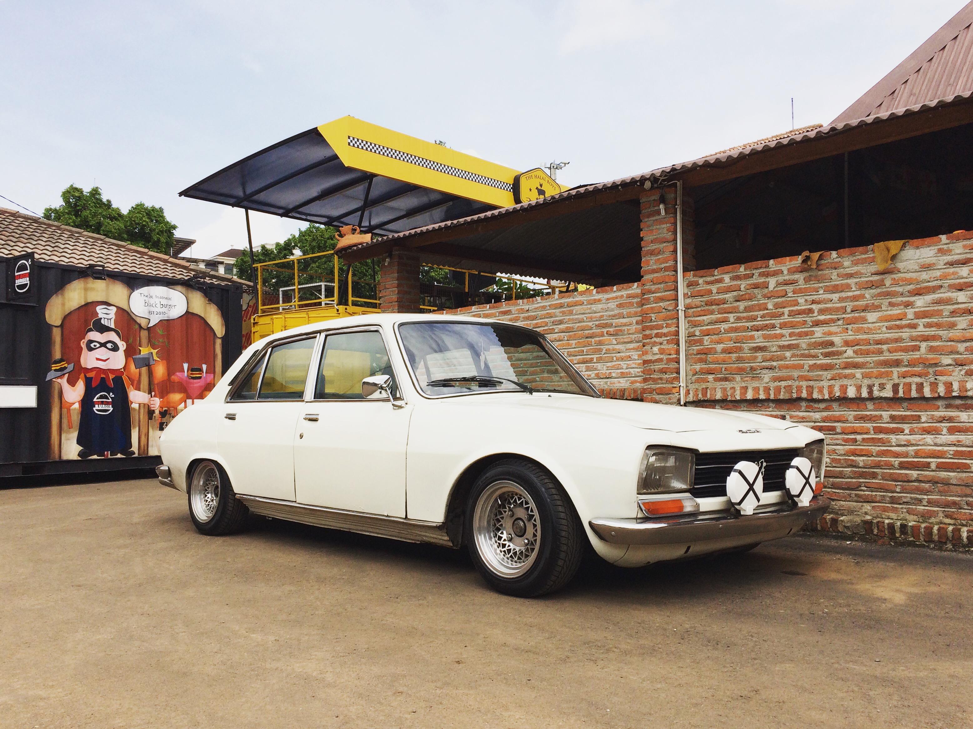 1980 Peugeot 504 GL