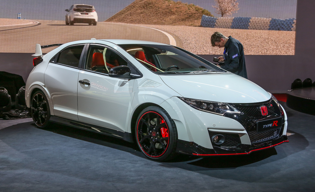 We Now Live In A Time Where A Top Of The Line Honda Civic