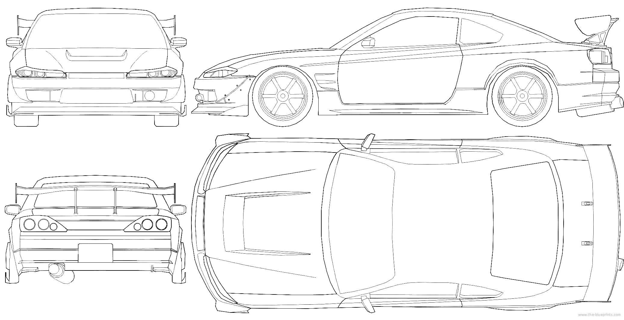 Hello guys does any of you got any better quality blueprints for hello guys does any of you got any better quality blueprints for the s15s14 silvia and r34 skyline i need to make a project for tomorrow where i tell malvernweather Gallery