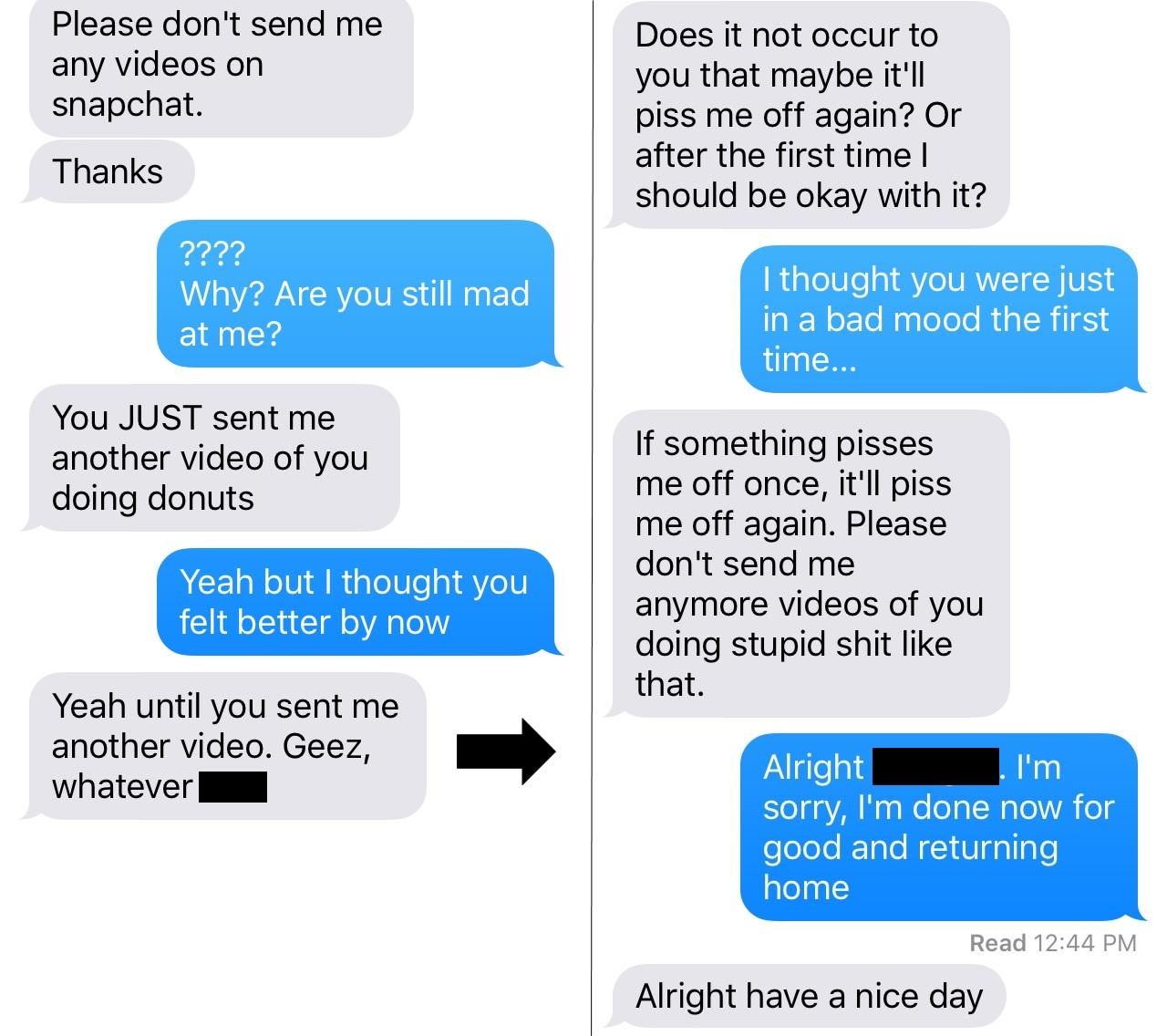 girlfriend wont talk what should