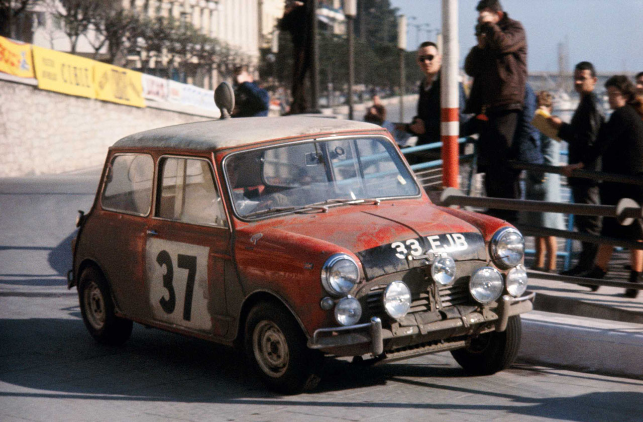 One of the most underrated rally cars!