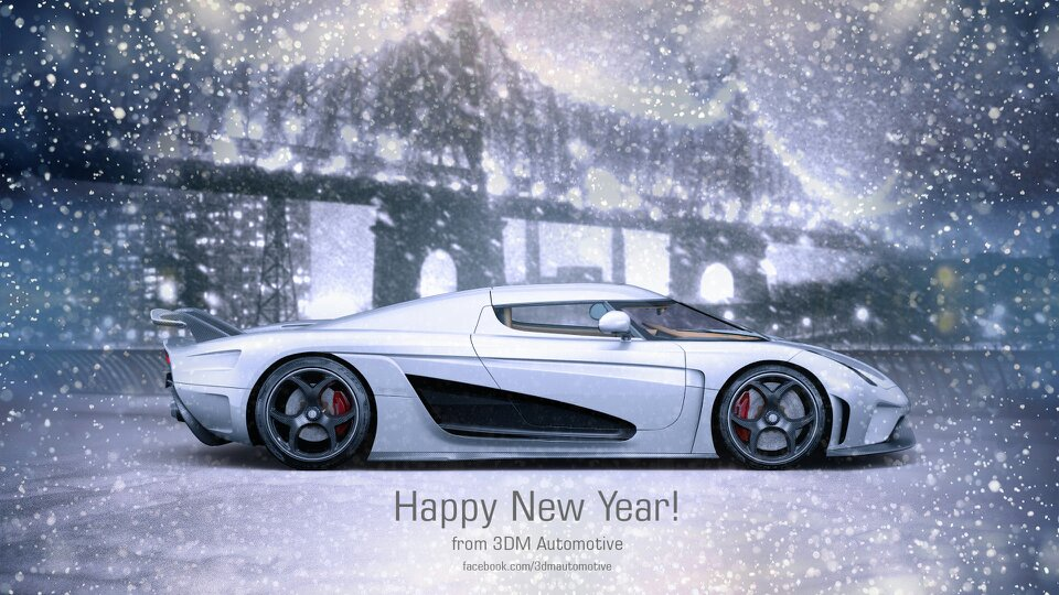 Happy New Year What S Your Dream Car For