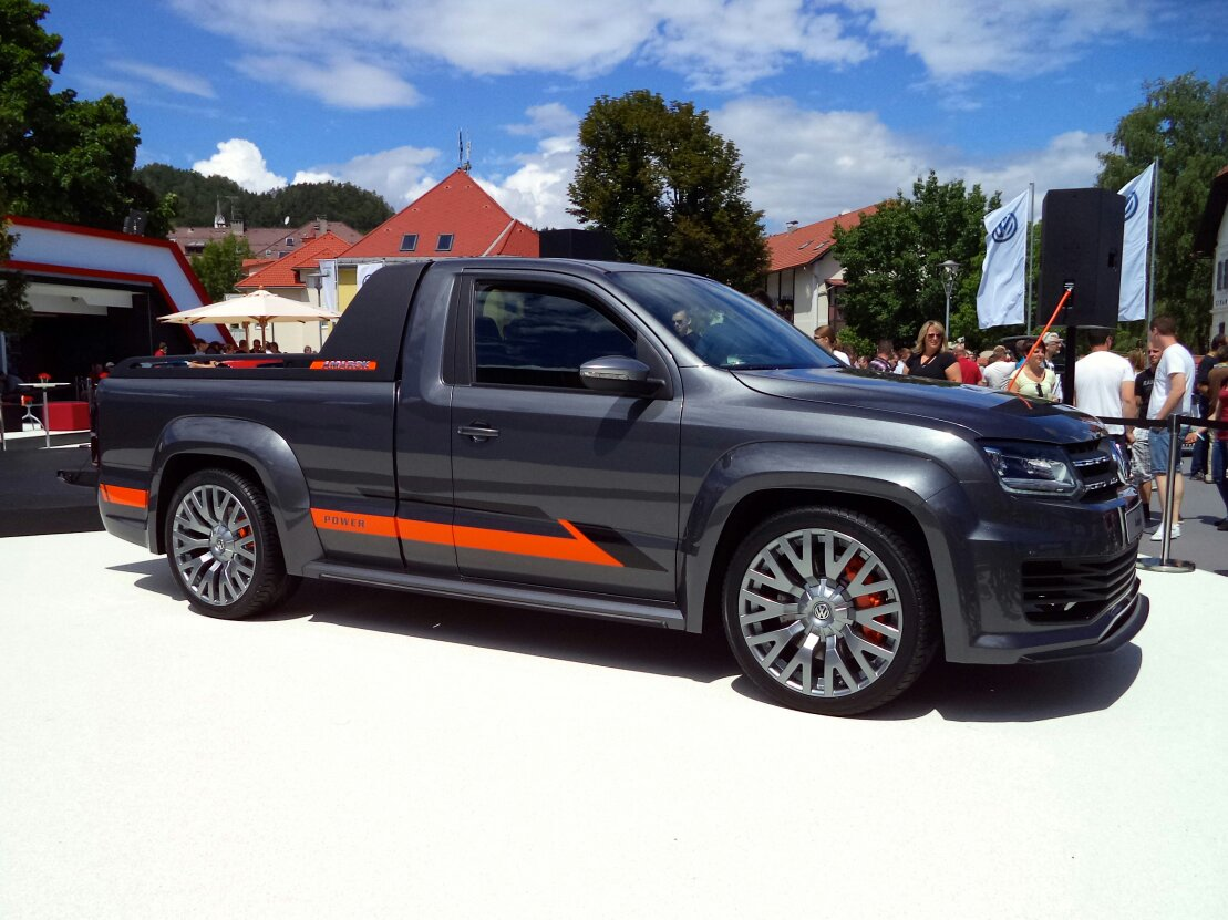 Vw Amarok Abt Tuning