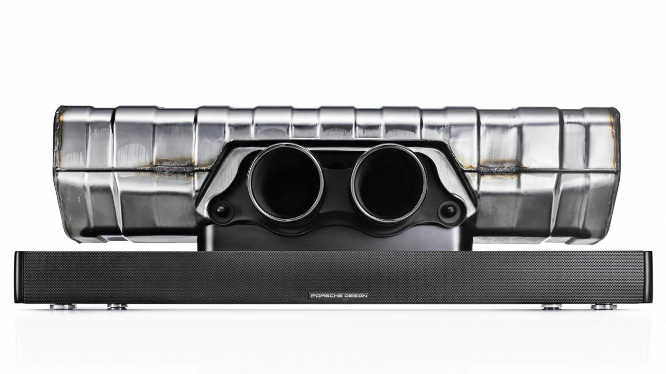 Porsche Design Küchengeräte: Kef