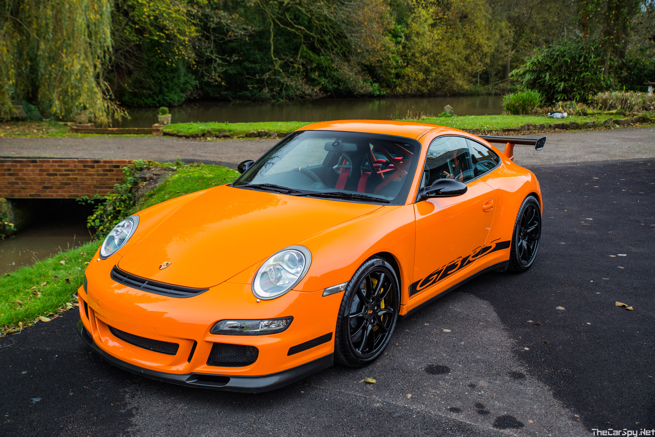 Bill Dodge Bmw >> 2007 Porsche 911 GT3 RS