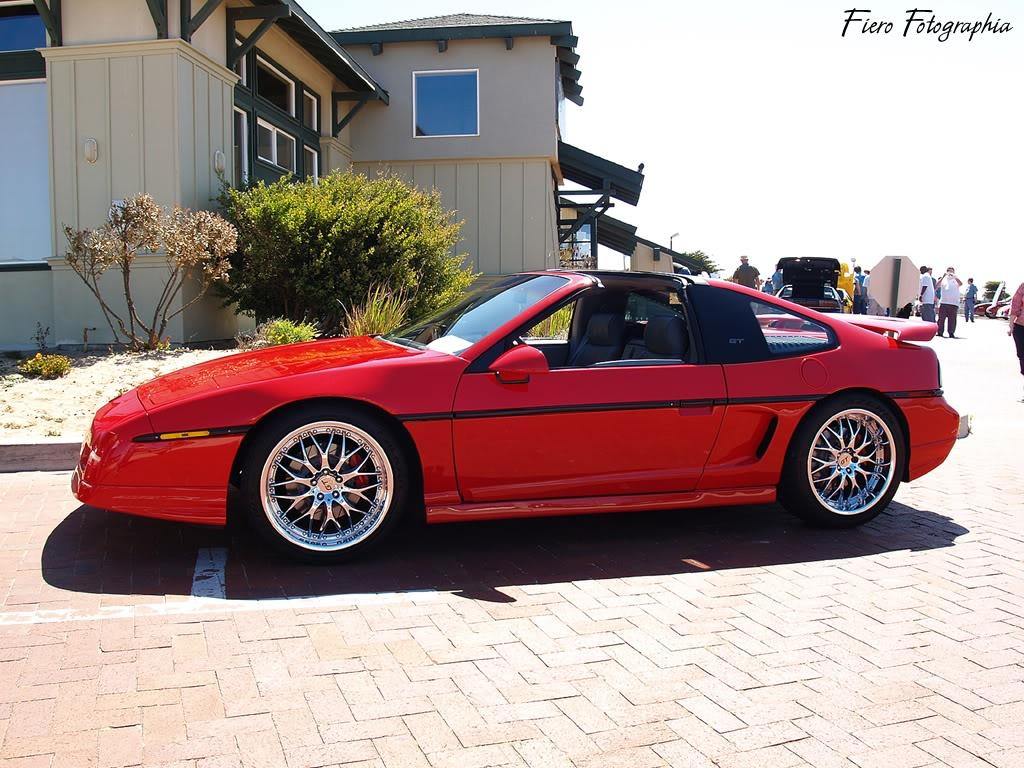 1988 Pontiac Fiero Gt Carsyouveneverheardof