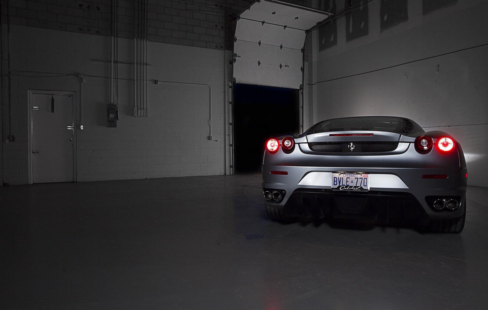Living With The Ferrari F430 Lamborghini Mustang Edition