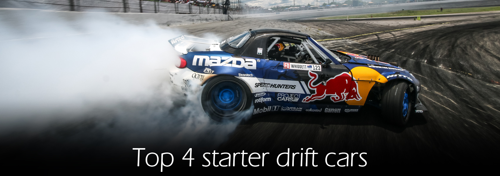 Top Starter Drift Cars