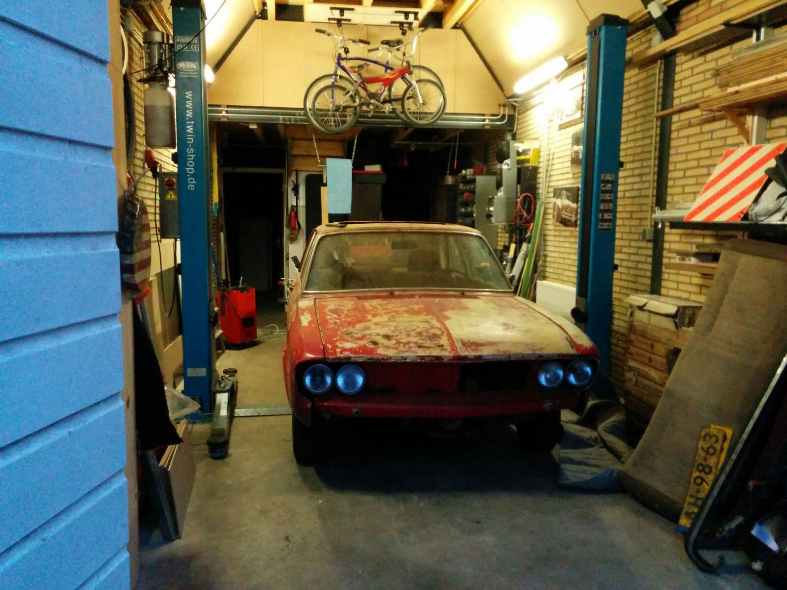 Audi LS C - Audi car garage