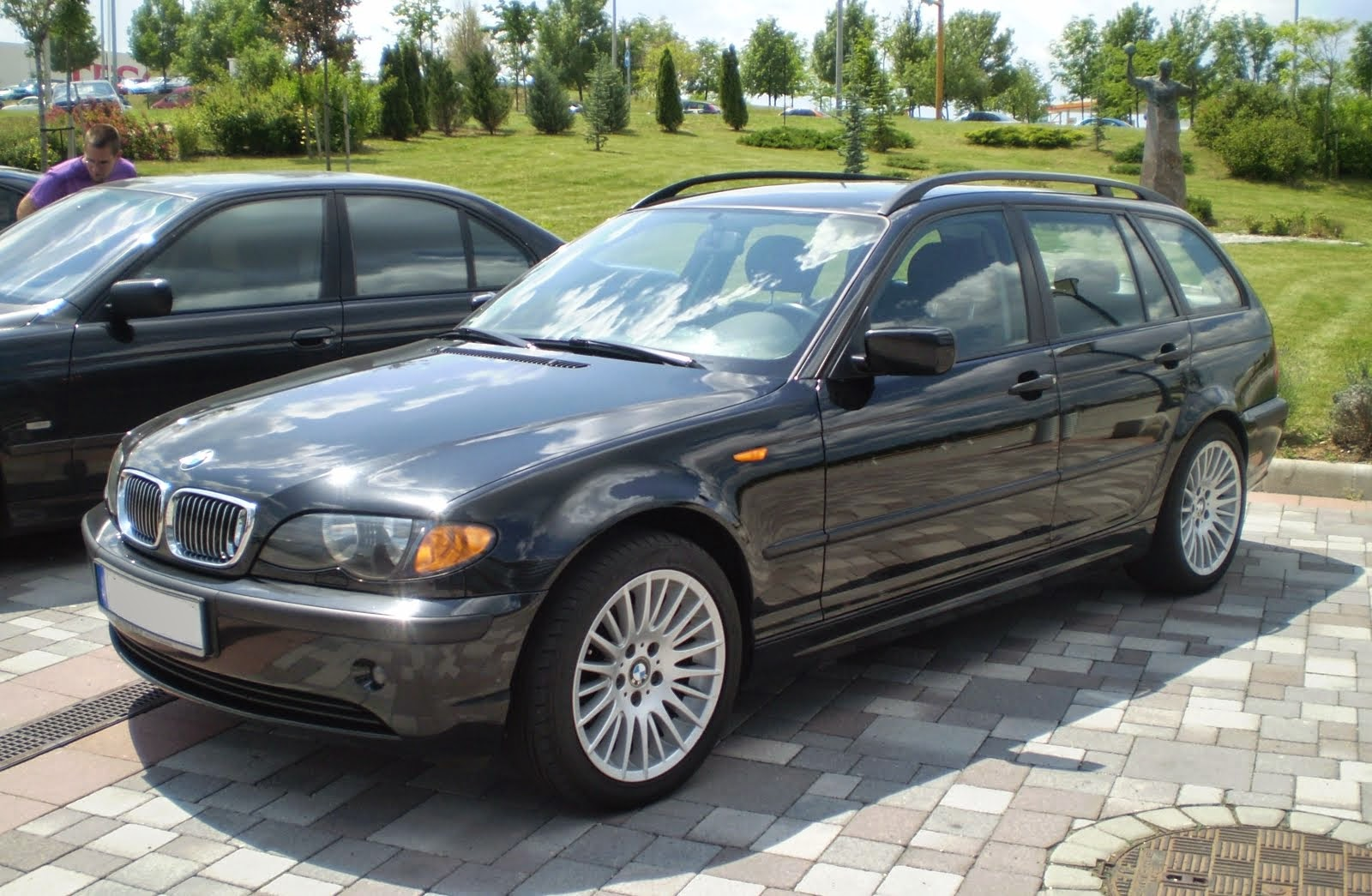 project car bmw 318i touring e46 photo is a reference. Black Bedroom Furniture Sets. Home Design Ideas
