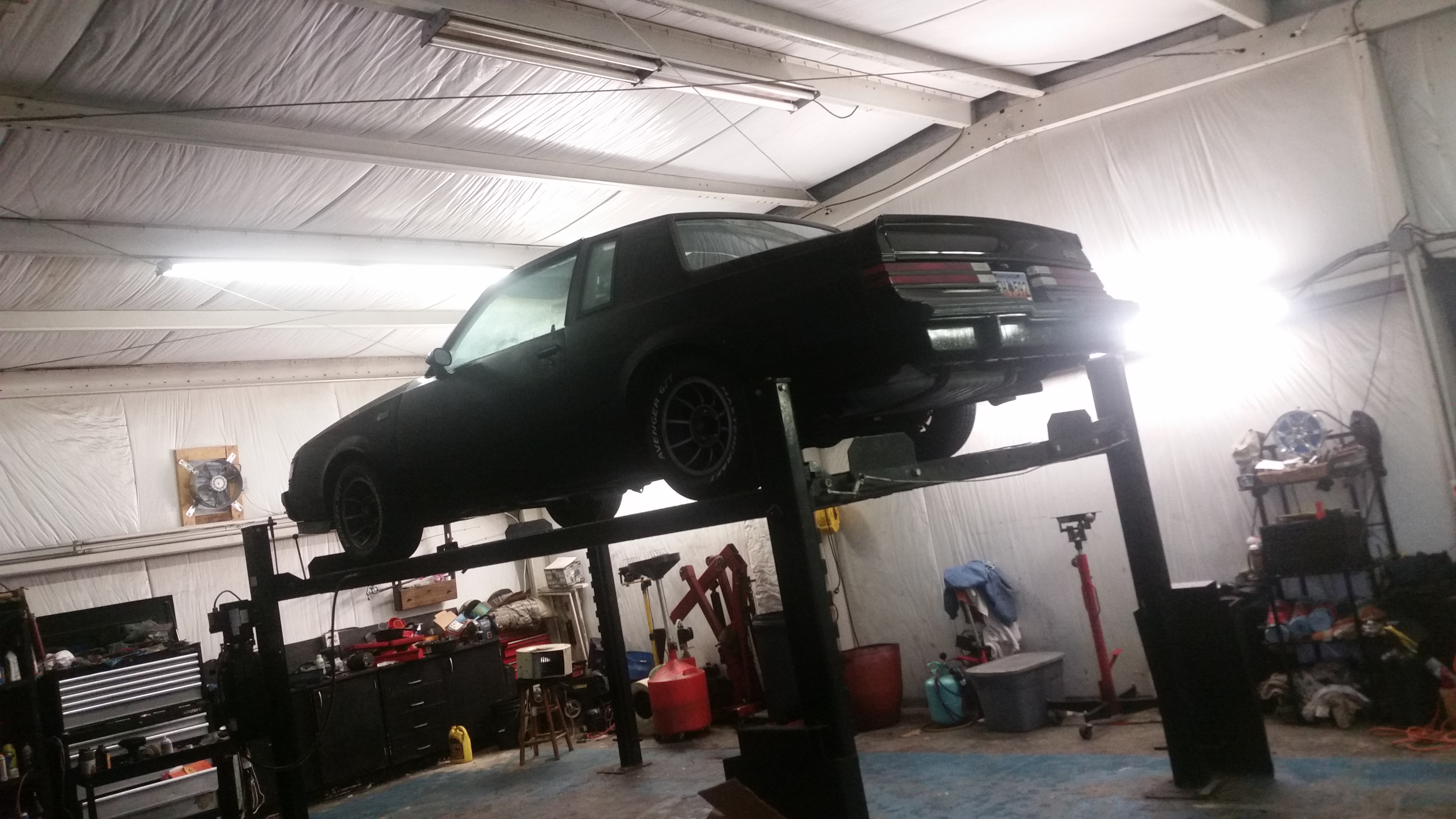1985 Buick Grand National T Top