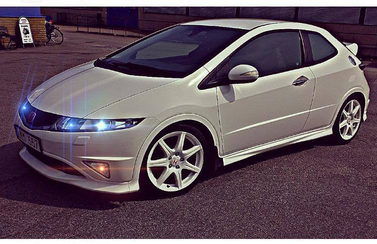 2010 honda civic type r championship white edition number 852. Black Bedroom Furniture Sets. Home Design Ideas