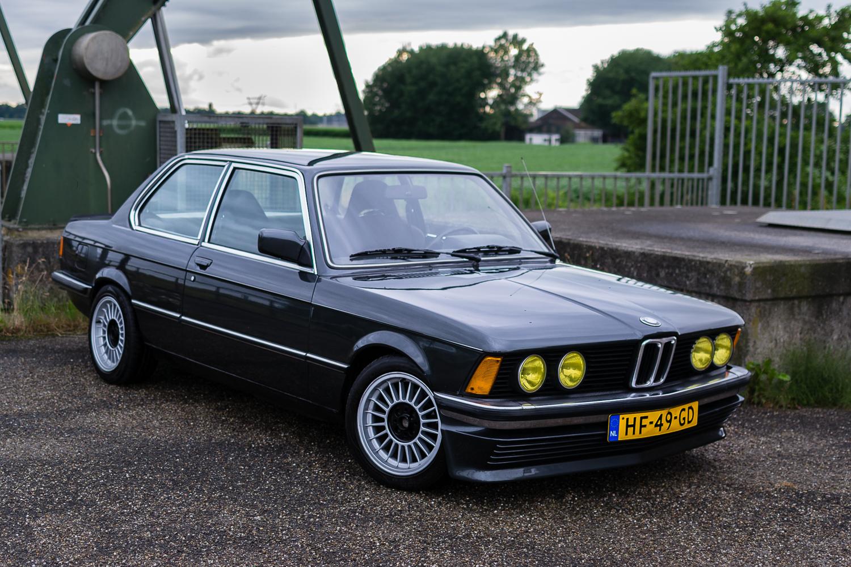 1981 Bmw E21 318i