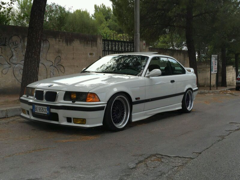 BMW M - 1994 bmw m3