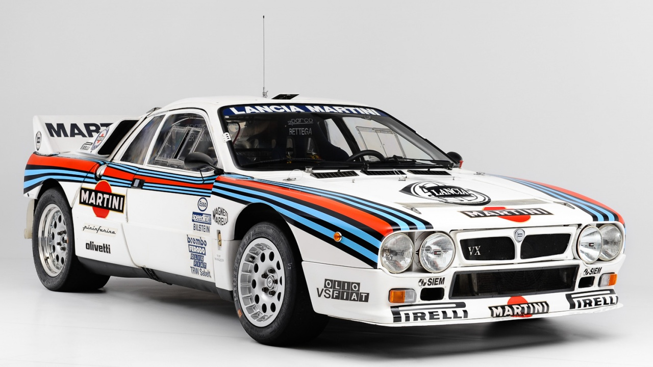 Lancia 037 Ex Bettega To W67775