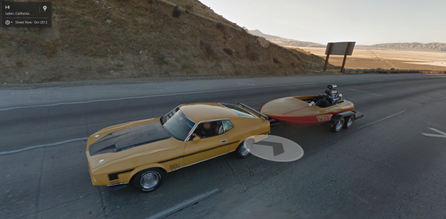 The Car Throttle Google Maps Car Spotting Challenge