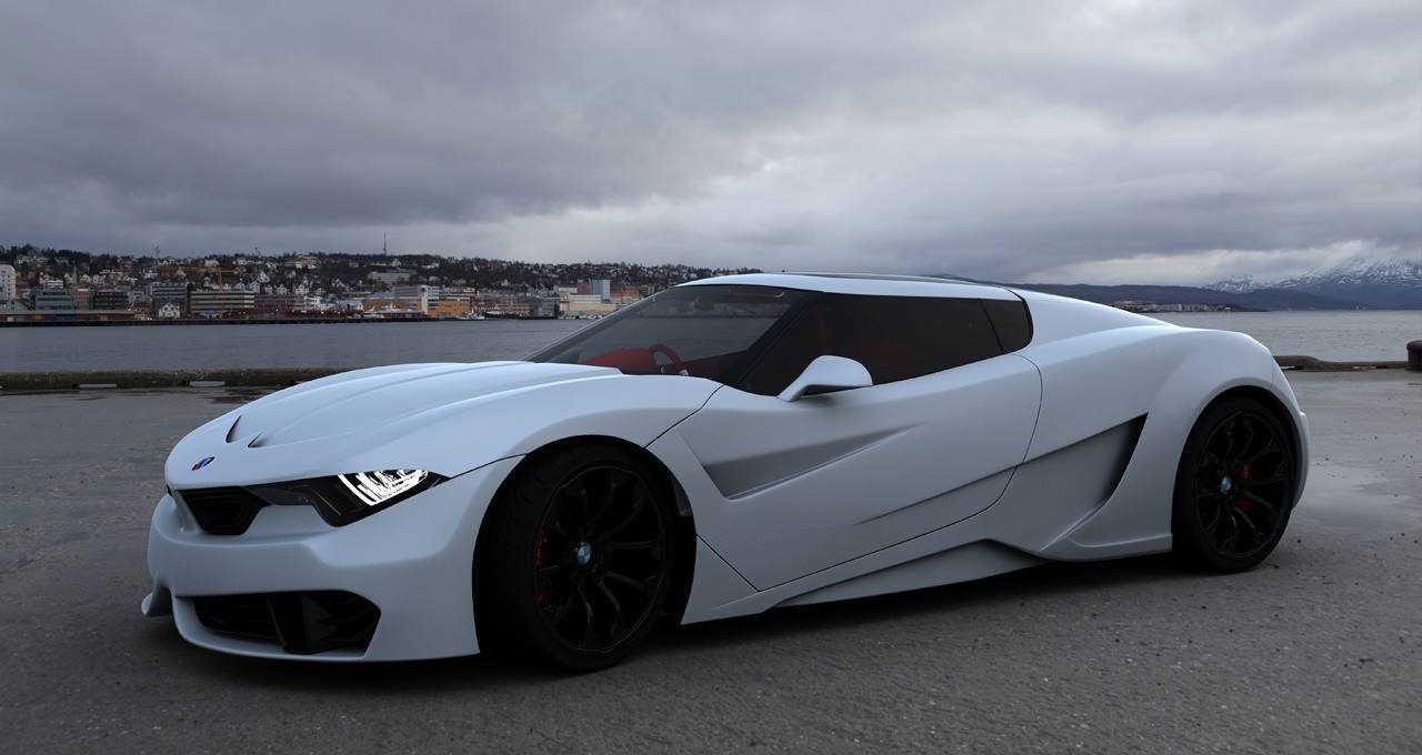 Bmw M9 Concept >> Bmw M9 Concept Of Course