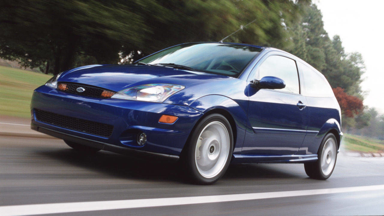 Ford the ford focus svt a forgotten hero that will make you money