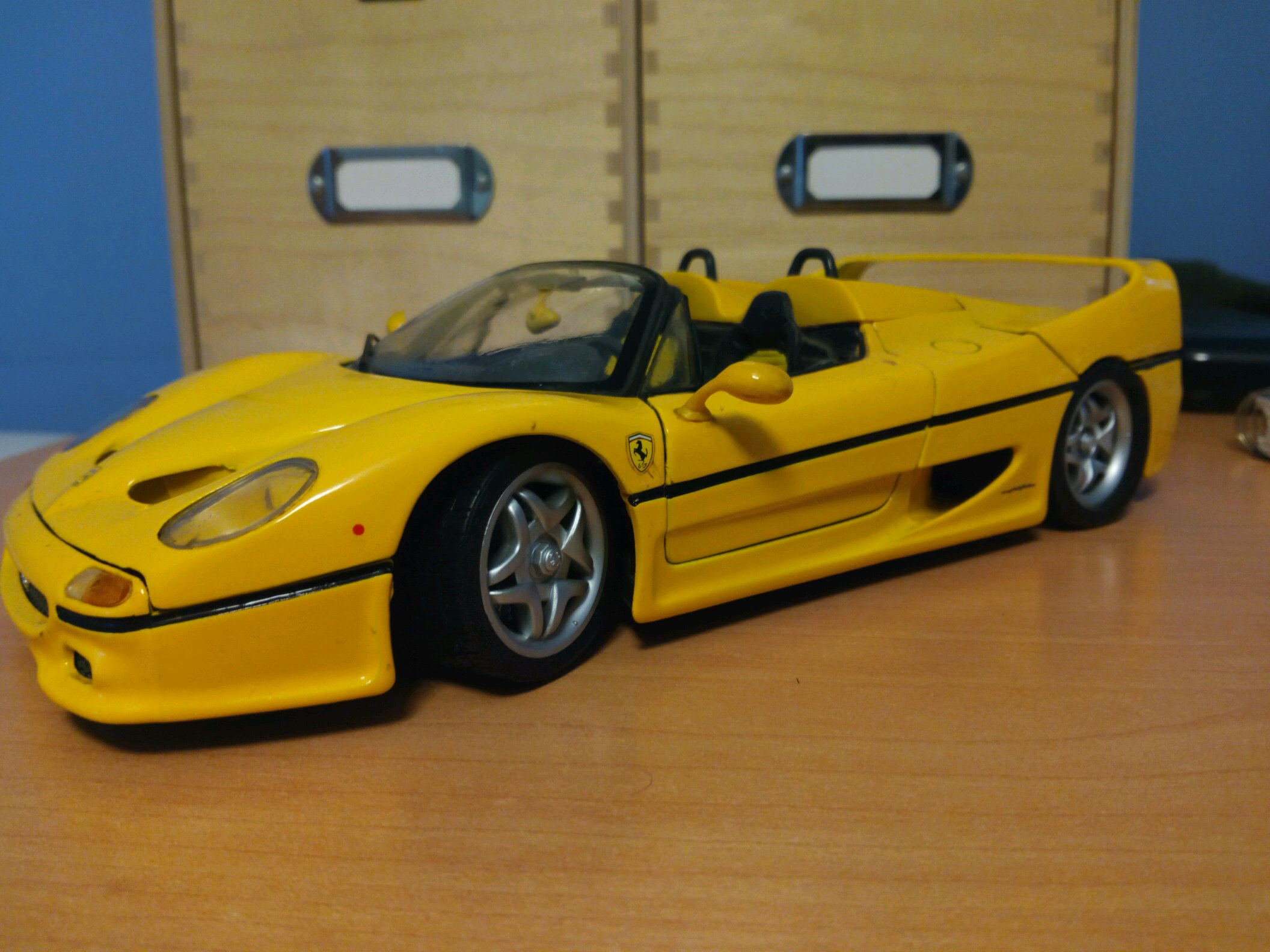 Ferrari f50 yellow image collections hd cars wallpaper 1995 ferrari f50 roadster vanachro image collections vanachro Choice Image