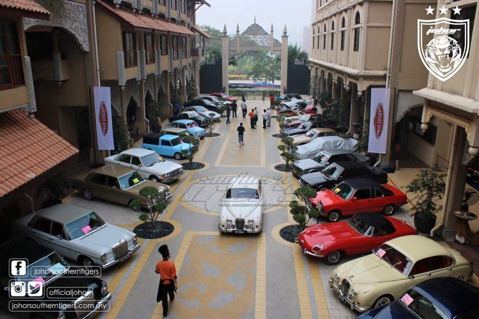 These Malaysian Sultan Of Johore S Cars Collection Would Made Your