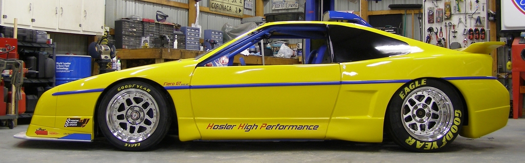 Top 5 Kit Cars For The Pontiac Fiero