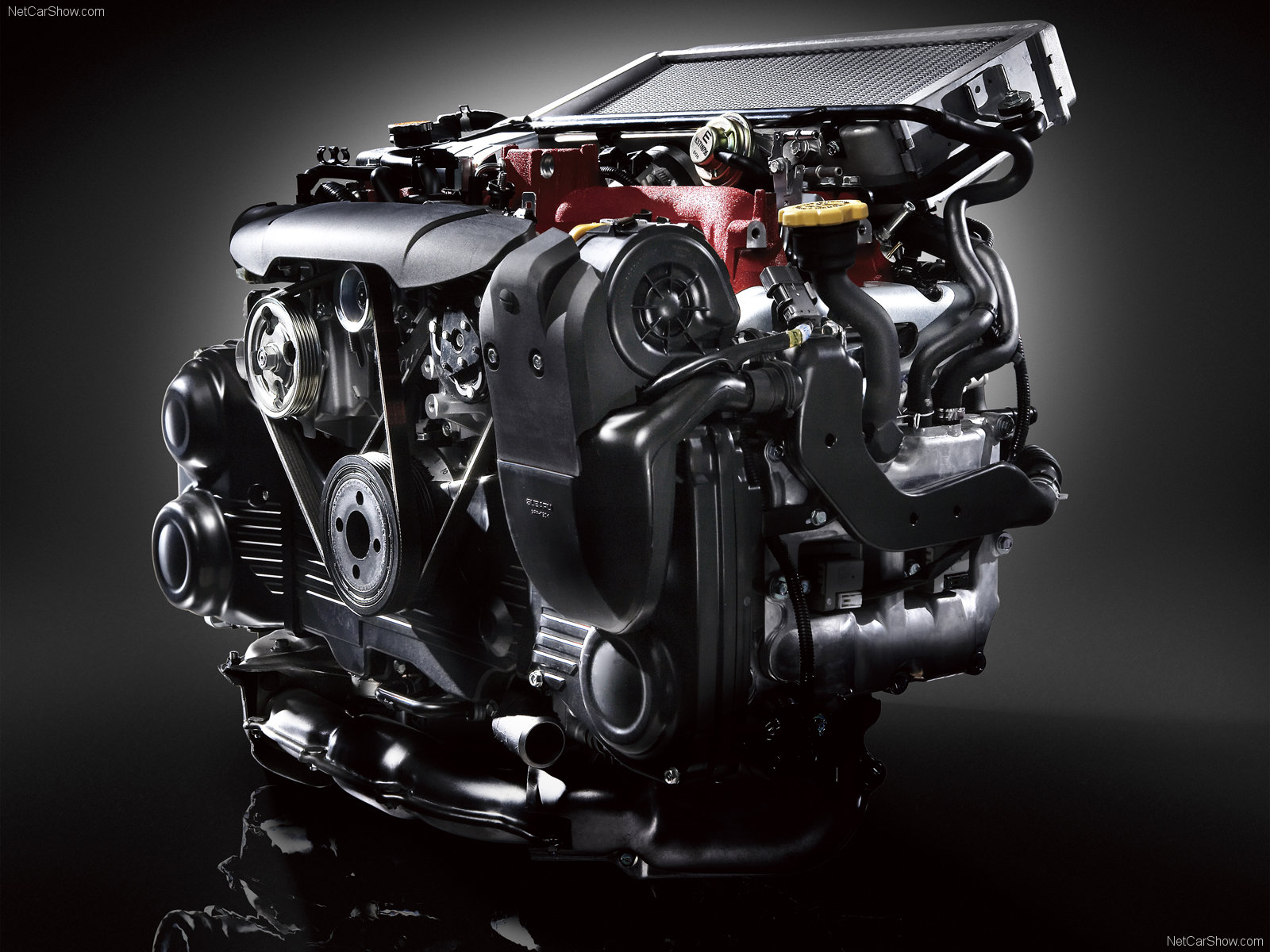 How to understand the nomenclature for Subaru EJ series engines