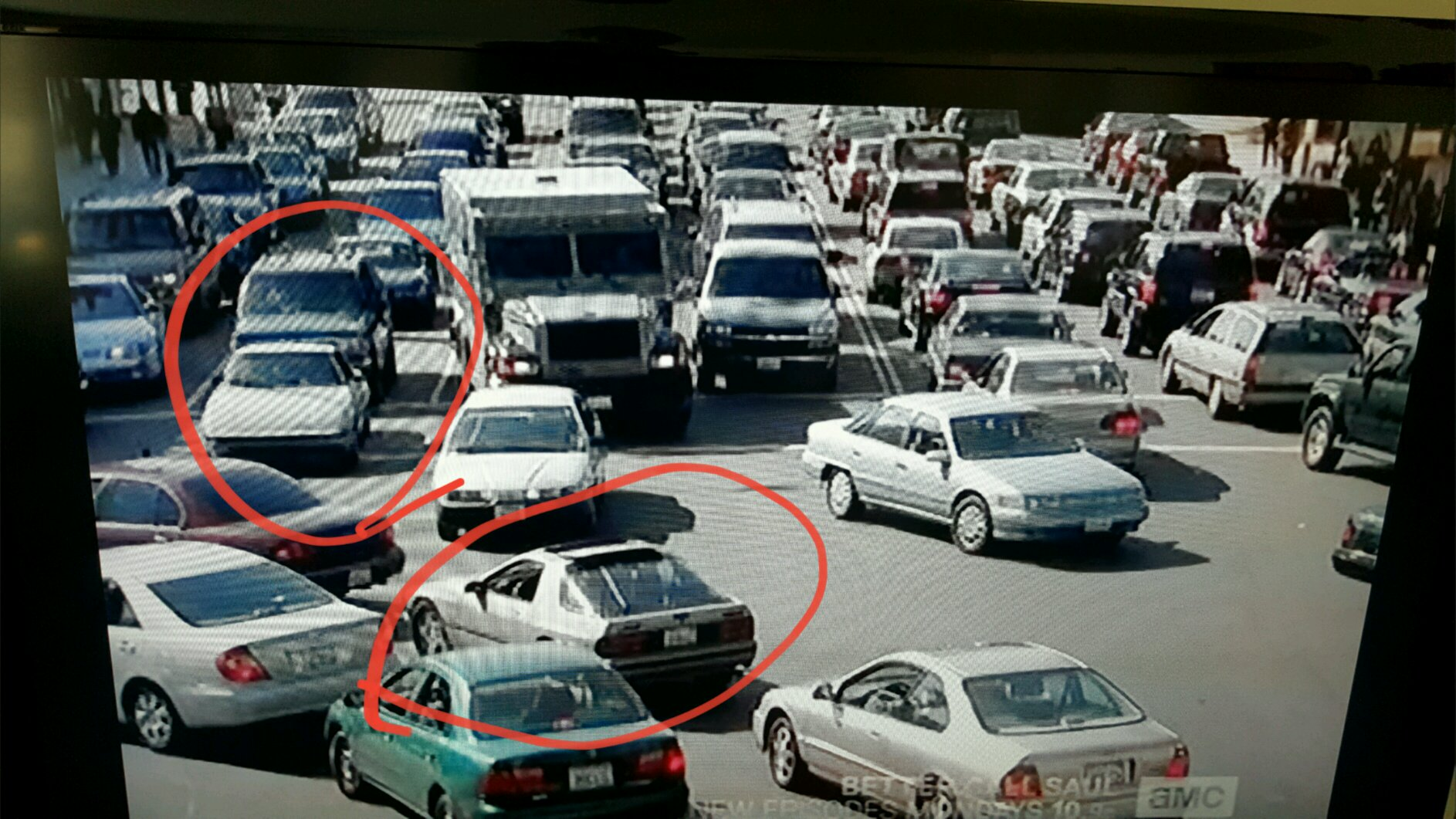 So Watching The Italian Job And Spotted A 1st And 2nd Gen Rx7