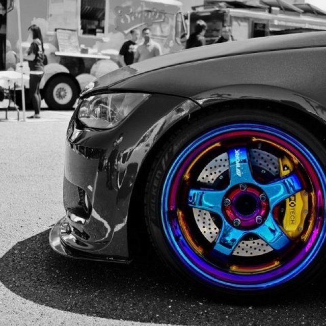 The Coolest Rims Ever - Cool rims for cars