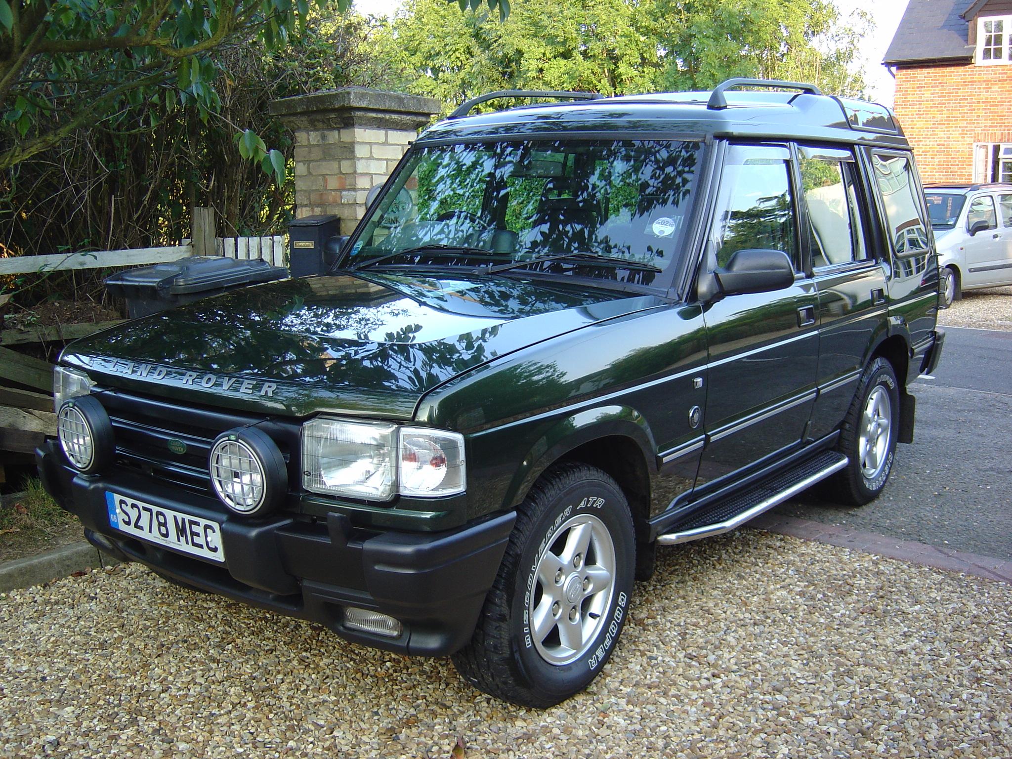 1998 Land Rover Discovery Tdi Safari