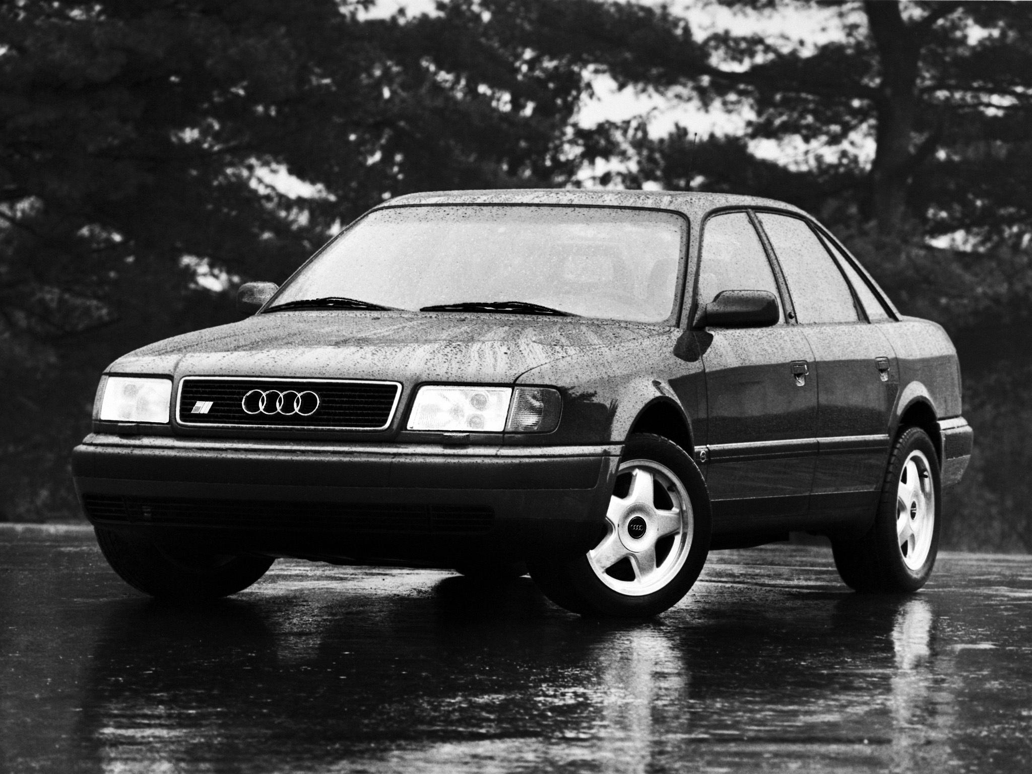 Kekurangan Audi 100 S4 Spesifikasi