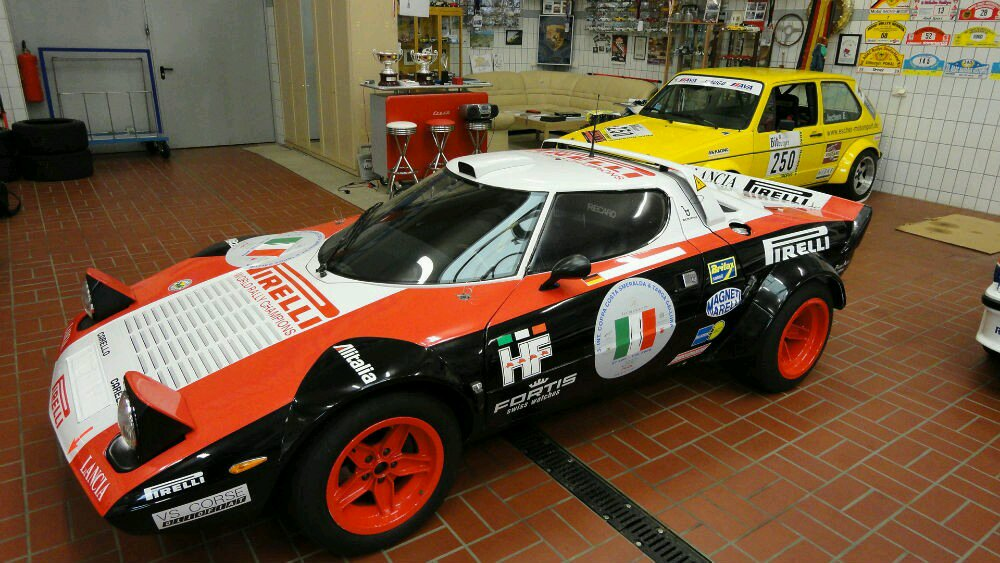 Lancia Stratos For Sale >> 1976 Lancia Stratos For Sale In Germany At 680 000